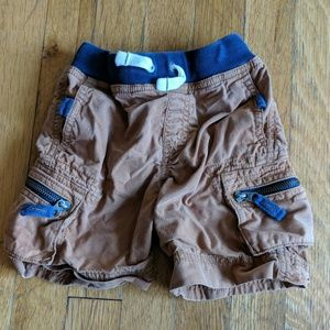 Hanna Andersson Size 90 (US3) cargo shorts
